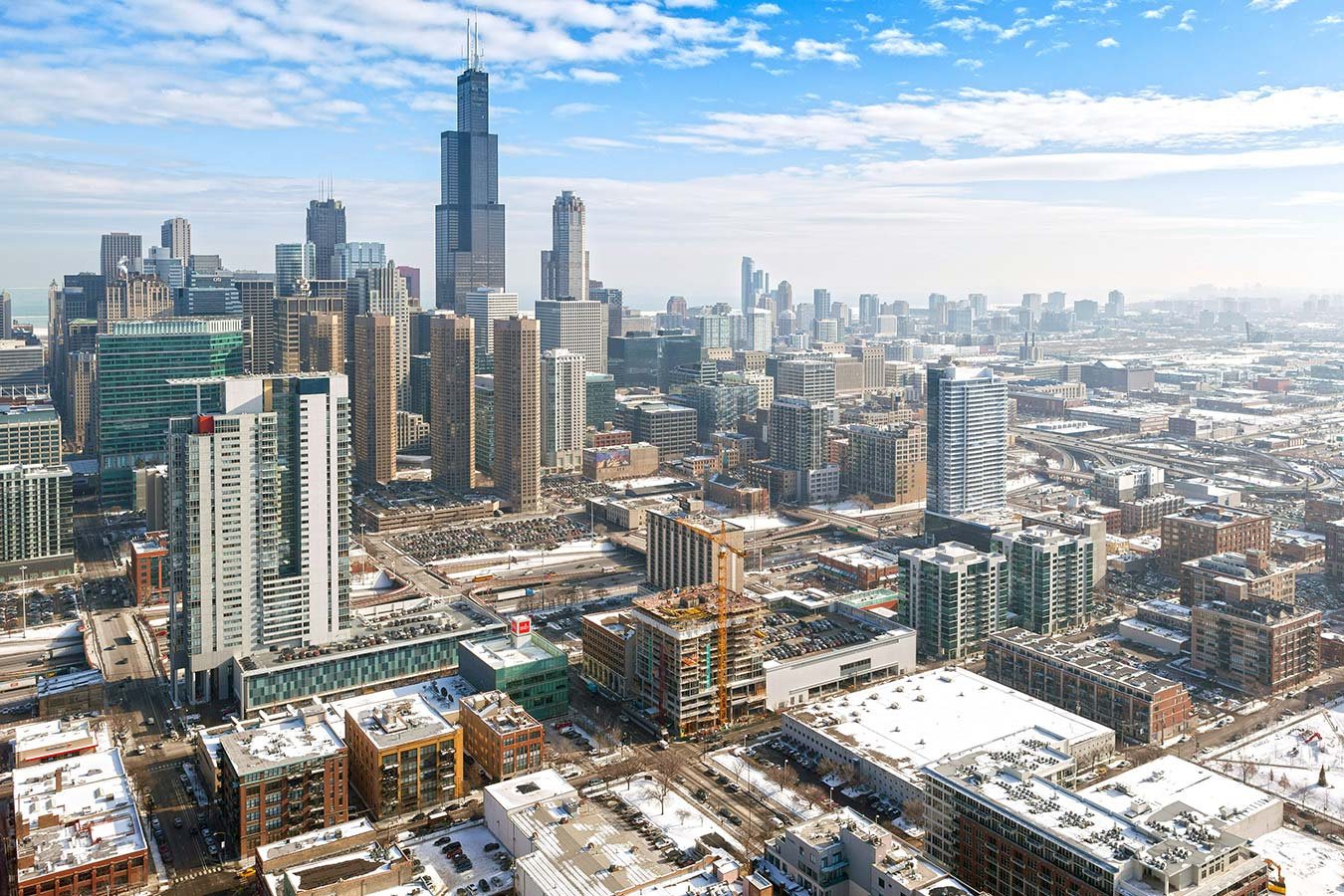 Drone And Aerial Photography In Chicago And Milwaukee