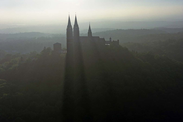 Holy Hill Aerial